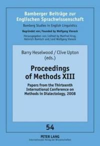 Proceedings of Methods XIII