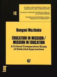 Education in Mission/Mission in Education
