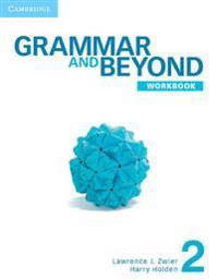 Grammar and Beyond Level 2 Online Workbook - Standalone for Students Via Activation Code Card L2 Version