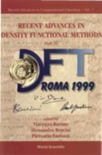 RECENT ADVANCES IN DENSITY FUNCTIONAL METHODS, PART III