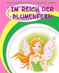 Im Reich Der Blumenfeen: Erstlesegeschichte in Grosser Schrift