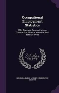 Occupational Employment Statistics