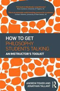 How to get Philosophy Students Talking