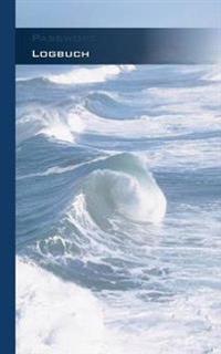 Passwort Logbuch - Internet Organizer Und Passwortbuch (Meermotiv Cover)