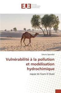 Vuln�rabilit�� La Pollution Et Mod�lisation Hydrochimique