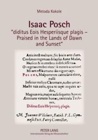 Isaac Posch
