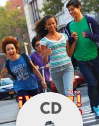 ¡Vamos! 4 Elev-cd för komplettering (5-pack)