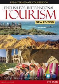 English for International Tourism, Pre-intermediate + Dvd