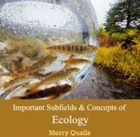 Important Subfields & Concepts of Ecology