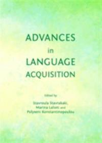 Advances in Language Acquisition