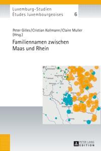 Familiennamen zwischen Maas und Rhein