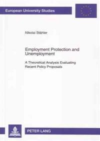 Employment Protection and Unemployment