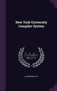 New York University Compiler System