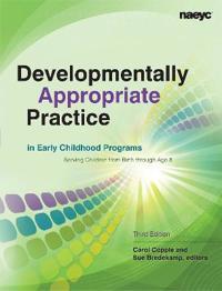 Developmentally appropriate practice in early childhood programs serving ch