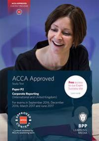 Acca p2 corporate reporting (international & uk) - study text
