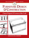 Furniture Design & Construction: Classic Projects and Lessons in Craftsmanship