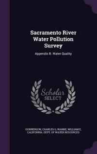 Sacramento River Water Pollution Survey