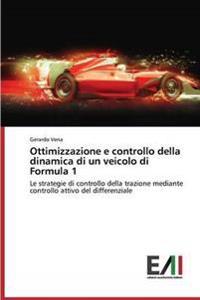 Ottimizzazione E Controllo Della Dinamica Di Un Veicolo Di Formula 1