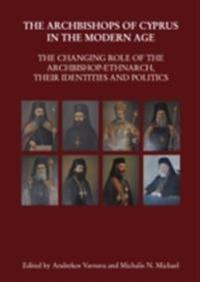 Archbishops of Cyprus in the Modern Age