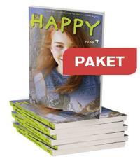 Happy åk 7 2:a uppl Paket Tb 25+Wb 25 + Lärarwebb Individlic