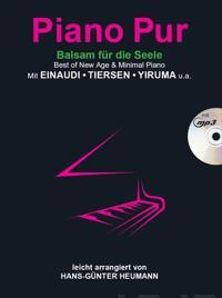 Piano Pur - Balsam für die Seele (Buch / CD)
