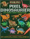 Pixel-dinosaurier och andra förhistoriska djur