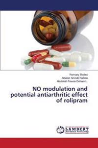 No Modulation and Potential Antiarthritic Effect of Rolipram