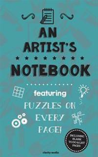 An Artist's Notebook: Featuring 100 Puzzles