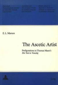 "Prefigurations in Thomas Mann's ""Der Tod in Venedig"""