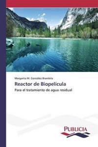 Reactor de Biopelicula