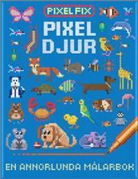 Pixel-djur