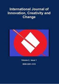 International Journal of Innovation, Creativity and Change