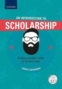 Introduction to scholarship, building academic skills for tertiary study