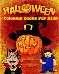Halloween Coloring Book for Kids: Inspire Creativity and Bring Balance