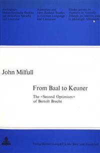 From Baal to Keuner
