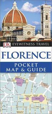 Dk eyewitness pocket map and guide: florence