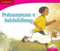 The Little Lost Goat Sesotho version