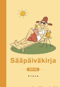 SÄÄPÄIVÄKIRJA 2016