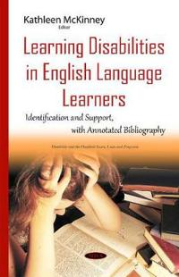 Learning Disabilities in English Language Learners