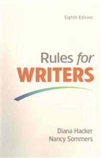 Rules for Writers with Writing about Literature (Tabbed Version) 8e & Launchpad Solo for Rules for Writers 8e (Twelve Month Access)