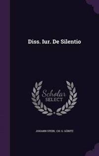Diss. Iur. de Silentio