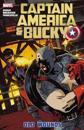 Captain America and Bucky