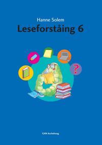 Leseforståing 6 - Hanne Solem | Ridgeroadrun.org