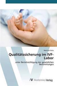 Qualitatssicherung Im Ivf-Labor
