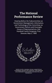The National Performance Review