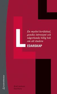 En mycket kortfattad, ganska intressant och <br>någorlunda billig bok om att studera ledarskap
