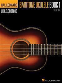 Hal Leonard Baritone Ukulele Method