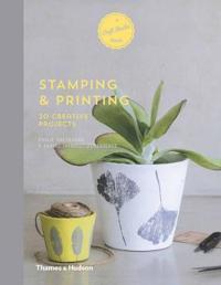 Craft Studio Book: Stamping and Printing