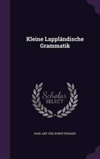 Kleine Lapplandische Grammatik