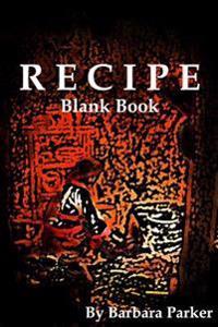 Recipe Blank Book
